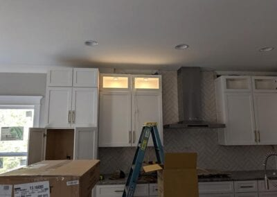 Starnes Electric LLC Electricians, lighting inside kitchen cabinets